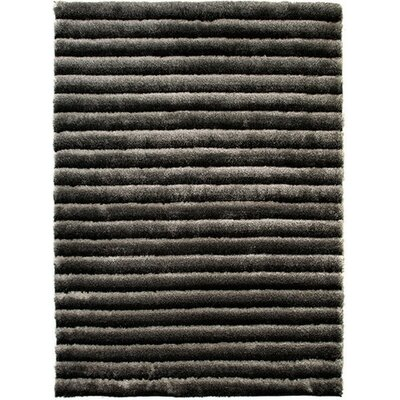 Home & Haus Zircon Black Area Rug