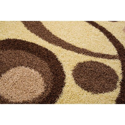 Home & Haus Agate Cream Area Rug