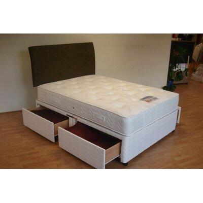 Home & Haus Total Comfort Ortho Divan Bed