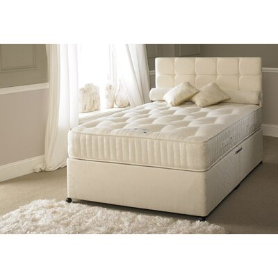 Home & Haus Ruby Pocket Sprung 1200 Divan Bed