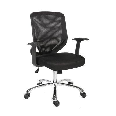 Home & Haus Nova Mid-Back Mesh Desk Chair