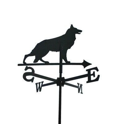 Home & Haus Dog Weathervane