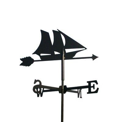 Home & Haus Ship Weathervane