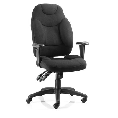 Home & Haus Galaxy High-Back Executive Chair with Lumbar Support