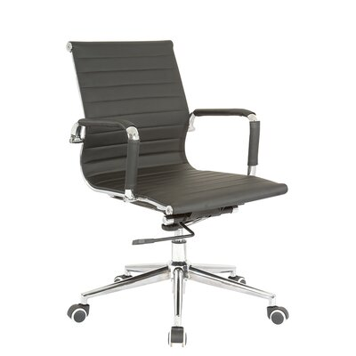 Home & Haus South Mid-Back Desk Chair