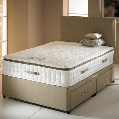 Home & Haus Whitney Pocket Sprung 3000 Divan Bed