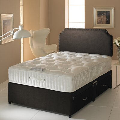 Home & Haus Tennesse Four Drawer Sprung 4000 Divan Bed