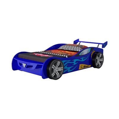 Home & Haus Shelby Speed Racer Car Bed