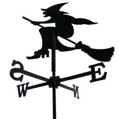 Home & Haus Witch Weathervane