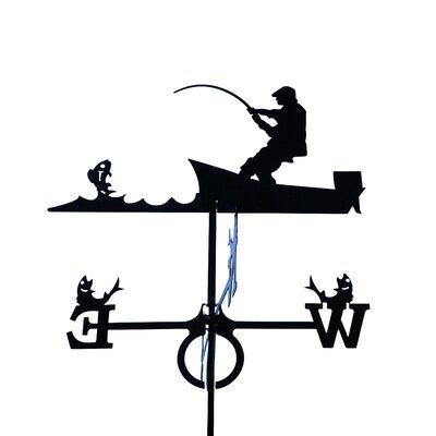 Home & Haus Fisherman Weathervane