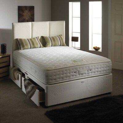 Home & Haus Kinmel Pocket Reflex Foam Divan Bed