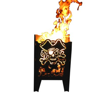 Home & Haus Pirate Fire Basket