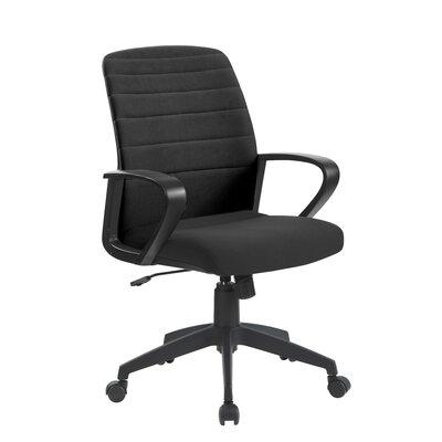 Home & Haus Operators Mid-Back Desk Chair
