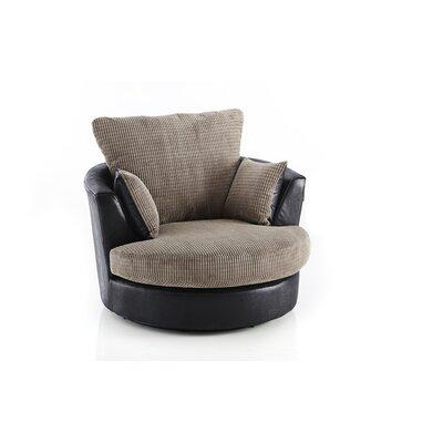 Home & Haus Dino Swivel Tub Chair