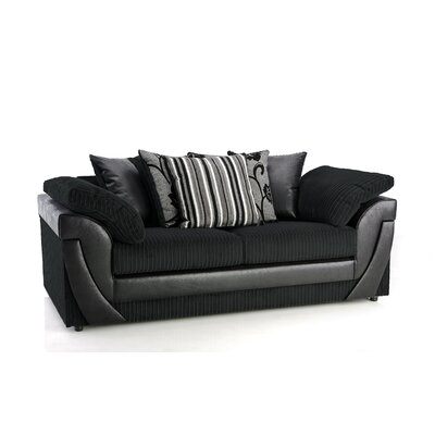 Home & Haus Lucy 3 Seater Sofa
