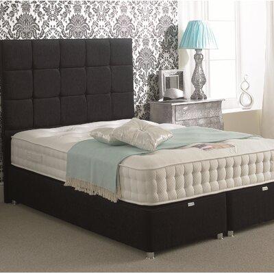 Home & Haus Latex 1500 Silverline Divan Bed