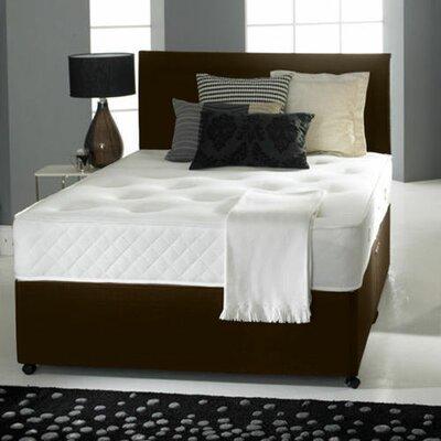 Home & Haus Adele Memory Foam Divan Bed