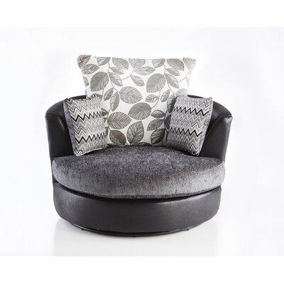 Home & Haus Starlet Swivel Tub Chair