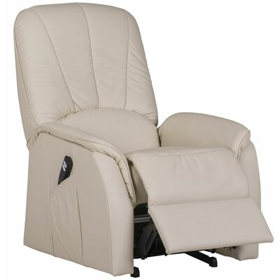 Home & Haus Leather Recliner
