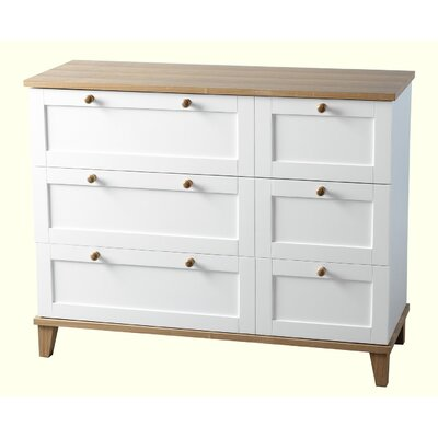 Home & Haus Piela Chest of Drawers