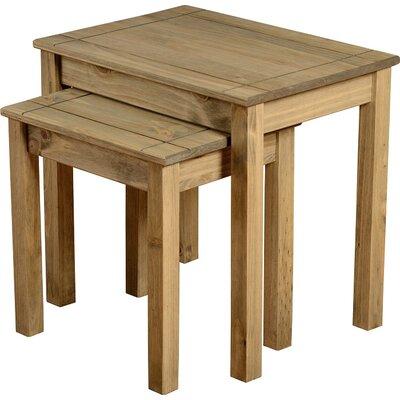 Home & Haus Balder 2 Piece Nest of Tables