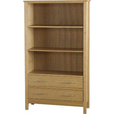 Home & Haus Alexander Wide 153cm Standard Bookcase