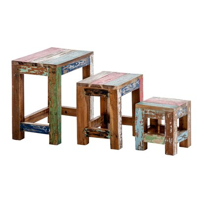 Home & Haus Many Nesting Table Set