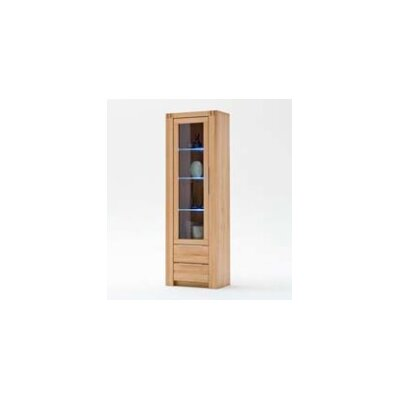 Home & Haus Rebecca Solid Wood Display Cabinet