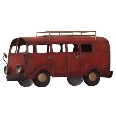 Home & Haus Decorative Nostalgia Bus