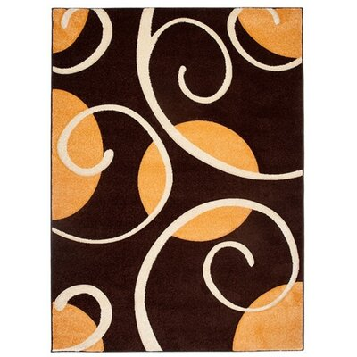 Home & Haus Apatite Mocca Area Rug