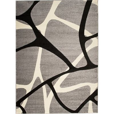 Home & Haus Apatite Grey Area Rug