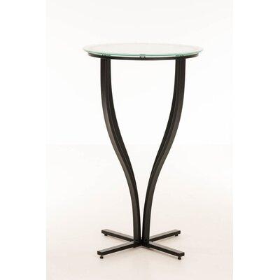 Home & Haus Magenta Bar Table