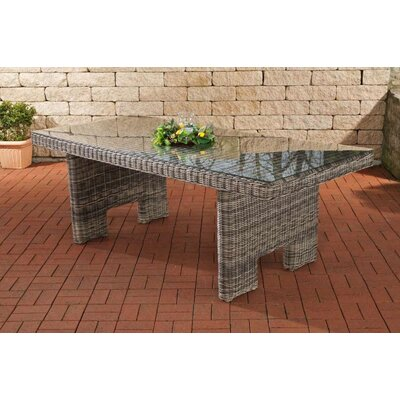 Home & Haus Sand Dining Table