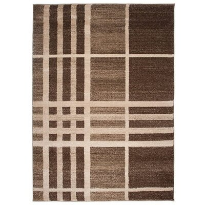 Home & Haus Jasp Light Brown Area Rug