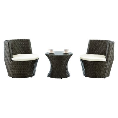 Home & Haus 2 Seater Sofa Set with Cushions