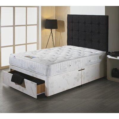 Home & Haus Stress Relief Orthopedic Divan Bed