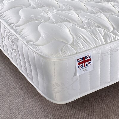 Home & Haus Orthopedic Coil Sprung Mattress