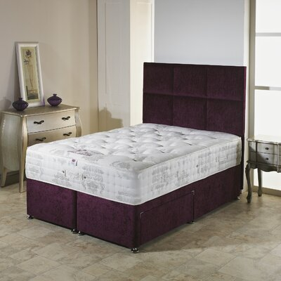 Home & Haus Reign Pocket Sprung 3000 Divan Bed