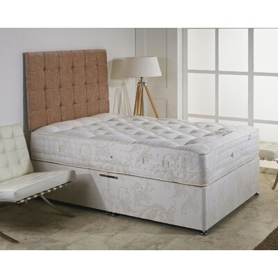 Home & Haus Annabel Pocket Sprung 2000 Divan Bed