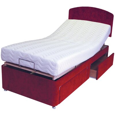 Home & Haus Storage Adjustable Bed