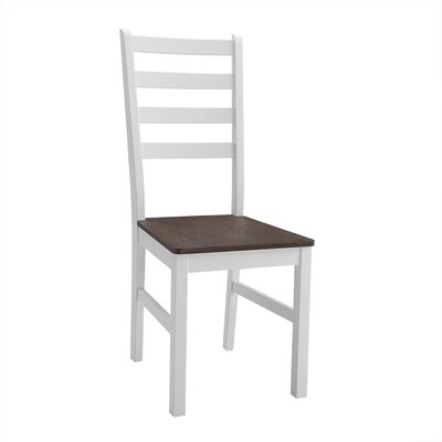 Home & Haus Olivier Solid Wood Dining Chair