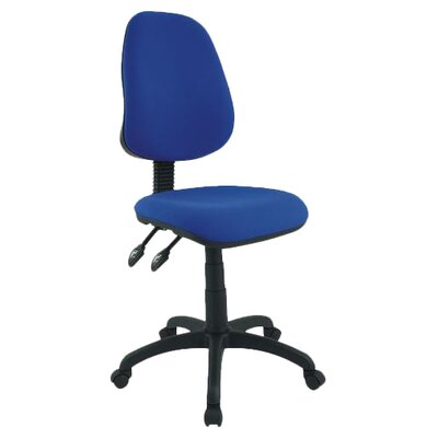 Home & Haus Operators High-Back Task Chair with Lumbar Support
