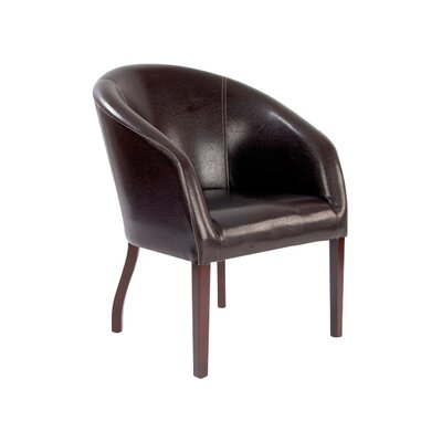 Home & Haus Metro Single Seat Curved Tub Chair