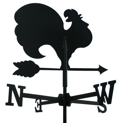 Home & Haus Rooster Weathervane
