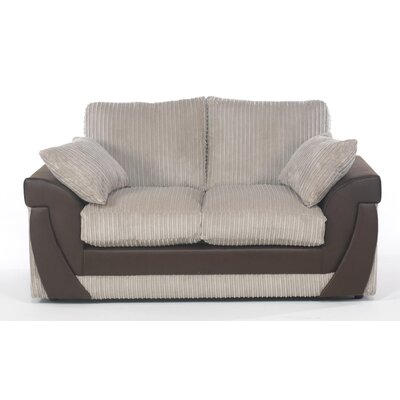 Home & Haus Abelsonit 2 Seater Sofa