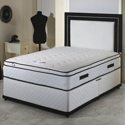 Home & Haus Pocket Sprung 2000 Divan Bed