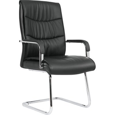 Home & Haus Cambridge High-Back Cantilever Office Chair with Arms
