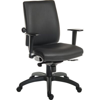 Home & Haus Ergo Mid-Back Executive Chair