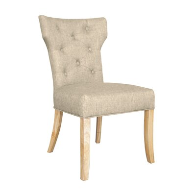 Home & Haus Solid Rubberwood Dining Chair