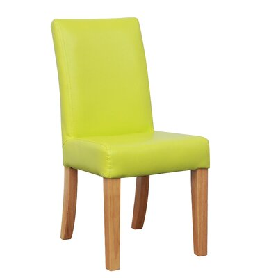 Home & Haus Leather Dining Chair